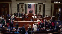 Usa, accordo Congresso-Casa bianca sull'aumento di spesa