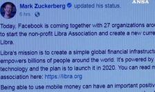 Fake e siti-esca, Libra di Facebook a rischio truffa