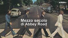 Mezzo secolo di Abbey Road