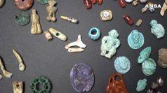 A Pompei trovato il tesoro della fattucchiera