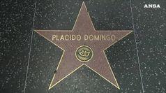 Bufera su Placido Domingo, travolto dall'onda del #metoo