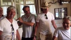 Musica: Bocelli, Pablito e Moss cantano Battisti
