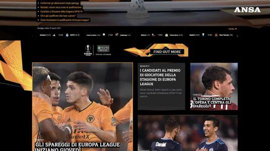 News: calcio