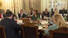 Crisi, domani Senato decide calendario. Lite su tempistiche