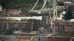Ponte Morandi un anno dopo, Genova si ferma