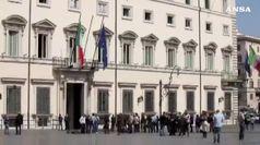 M5s: Salvini interlocutore inaffidabile e senza credibilita'