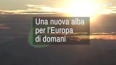 Una nuova alba per l'Europa di domani