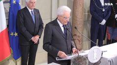 Mattarella: nuove consultazioni martedi'