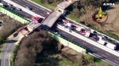 Crollo ponte su A14, Procura di Ancona chiede processo per 22