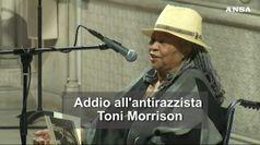E' morta Toni Morrison, Nobel per la letteratura