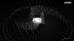 Nuovo segnale onda gravitazionale, forse il piu' atteso
