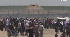 Gaza, tre palestinesi uccisi alla frontiera