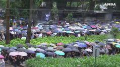 A Hong Kong la grande manifestazione anti-Cina