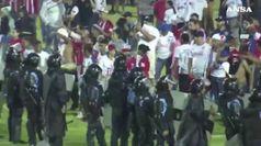 Honduras, scontri tra tifosi prima del derby: 4 morti
