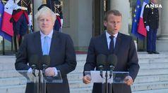 Brexit, ora Boris Johnson vuole un accordo