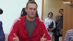 Russia: Navalny scarcerato dopo pena di 30 giorni
