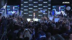 Israele, i partiti arabi aprono a un governo con Gantz