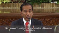 Indonesia: la nuova capitale sorgera' nel Borneo