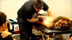 Allergie da tatuaggi, anche gli aghi responsabili
