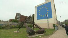 Giallo a Dover, sparito murale di Banksy sulla Brexit