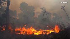 Brasile, non si arrestano gli incendi in Amazzonia