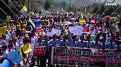 Pakistan, crisi Kashmir puo' provocare guerra nucleare