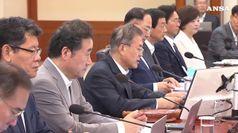 Corea Sud-Giappone: Moon accusa Tokyo di 'disonesta''