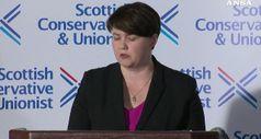 Si dimette la leader conservatrice scozzese