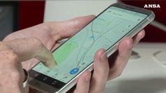 Google Maps segnalera' servizi di sharing auto e bici
