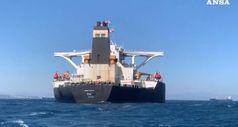 Sanzioni americane alla petroliera iraniana Adrian Darya 1