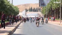 Siria: fuga da Idlib, Mosca annuncia cessate il fuoco
