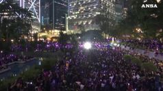 Nuove proteste ad Hong Kong nonostante divieti