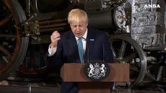 Boris stanzia budget per turbo Brexit ma e' sos economia