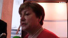 Fmi, Georgieva candidata europea