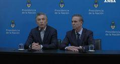 Argentina: Macri sconfitto, tonfo della Borsa che perde il 48%