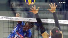 Ital Volley femminile ha battuto il Belgio
