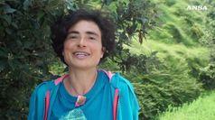 Runner donna batte uomini in montagna: mi ha creato un po' di imbarazzo