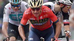 Ciclismo: paura per Pozzovivo, investito in allenamento