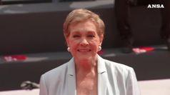 Venezia, consegnato il Leone a Julie Andrews