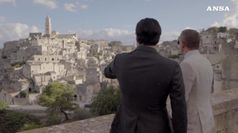 James Bond e' a Matera