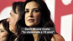 Demi Moore rivela: