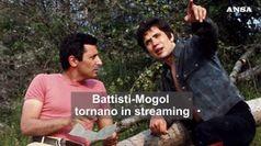 Battisti-Mogol tornano in streaming