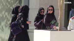 Stadi chiusi a donne in Iran,tifosa si da' fuoco e muore