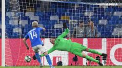 Champions League: Napoli batte i campioni d'Europa del Liverpool