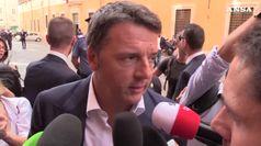La scissione di Renzi agita la politica, Lotti resta al Pd