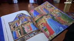 Menarini dedica un libro all'opera del Beato Angelico