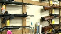 Texas, meno restrizioni per le armi