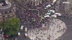Brexit, e' il giorno delle manifestazioni contro Johnson