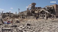 Croce Rossa accusa Riad, raid uccide 100 persone in Yemen