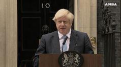Johnson, non voglio il voto ma nessun rinvio su Brexit